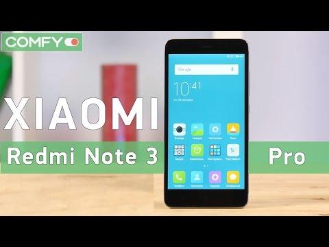 Xiaomi Redmi Note 3 Pro 216Gb - производительный ...