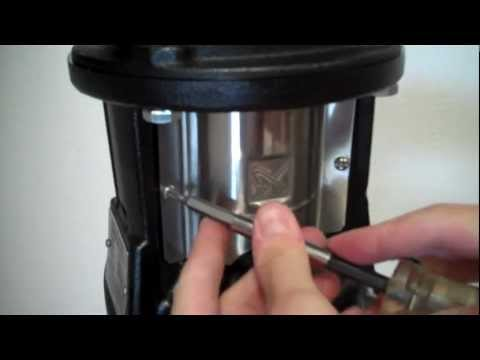 Grundfos Small CR Shaft Seal Repair