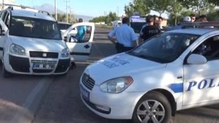 POLİSİN DUR İHTARINA UYMADI KAZA YAPTI AKSARAY YENİGÜN GAZETESİ