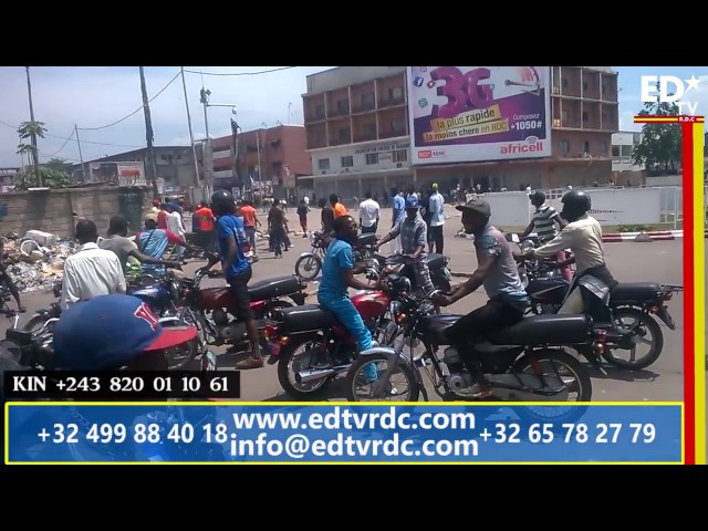 EXCLUSIVITÉ: ISTA, SCENE DE GUERRE ENTRE LES ETUDIANTS ET LA POLICE CONGOLAISE