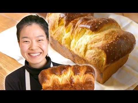 The Fluffiest Brioche Bread Recipe By June   Delish