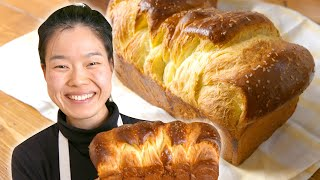 The Fluffiest Brioche Bread Recipe By June | Delish