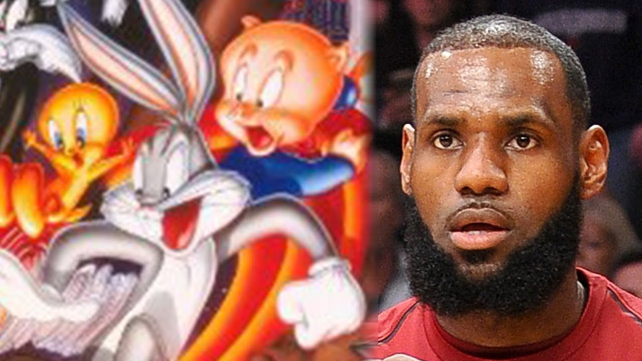 Space Jam 2 CONFIRMED with Lebron James - YouTube 81a363224