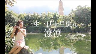 《三生三世十里桃花》片尾曲《涼涼》笛子版