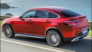 2020 Mercedes GLC - A Coupe With The Functionality Of An SUV