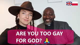 Jide Macaulay: Are You Too Gay For God? 🙏 || PINK 🧠 || Napisy PL