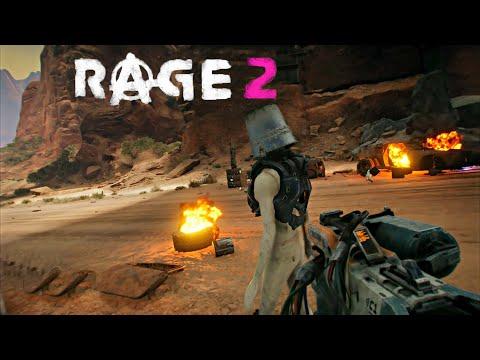 RAGE 2 - Прохождение 9.
