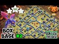 Gambar cover Don't Use This Box Base   Popular Th13 Base 3 Star #91   Best Th13 War Attack Strategy   COC Sundar