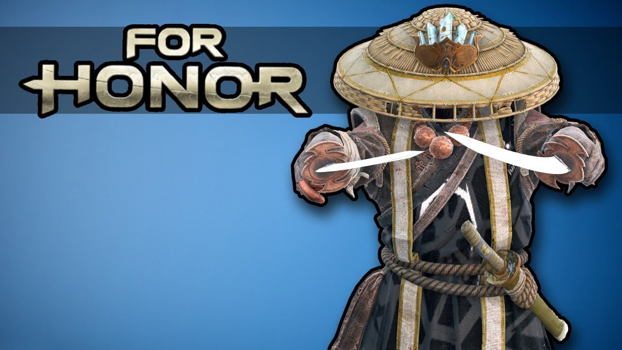 FOR HONOR - Triggering Weebs!
