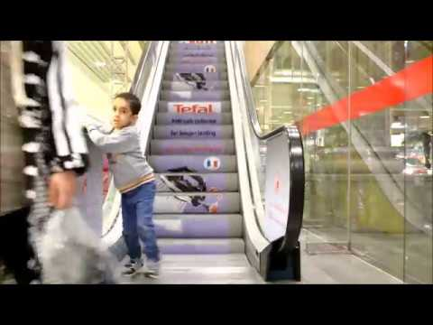 Tefal Step Advertising-Global Steps Advertising Saudi Arabia