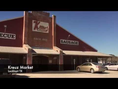 Texas BBQ Road Trip