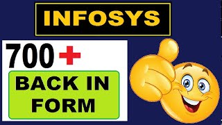 Infosys Back in Form l वापस 700 के ऊपर in Hindi by SMkC