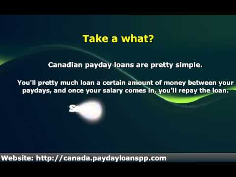 Loan In Canada - Canada Loans 411 from YouTube · Duration:  1 minutes 21 seconds