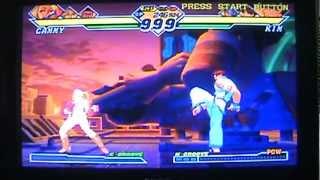 Capcom vs SNK 2: Mark Of the Millennium Gameplay Pt. 6