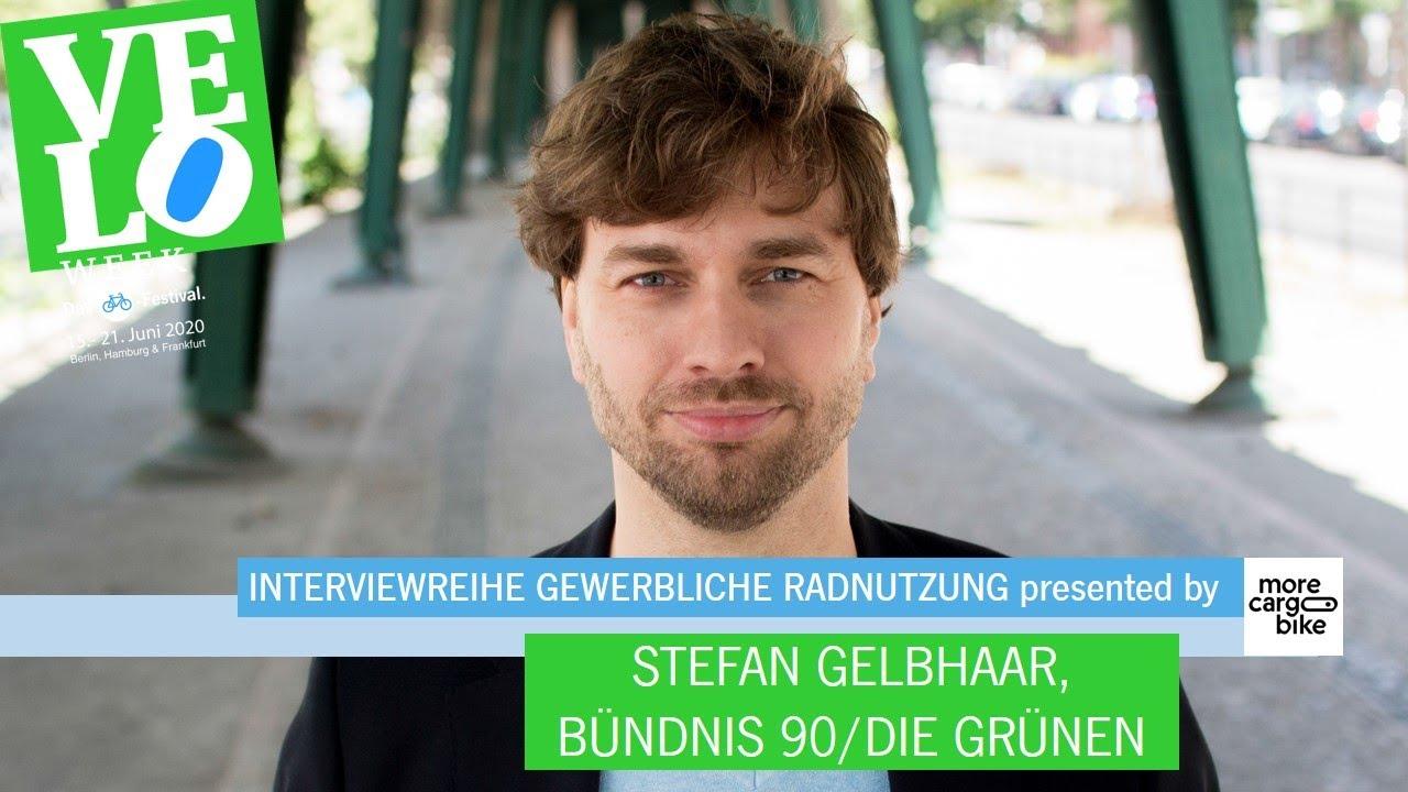 Interview zur gewerblichen Fahrradnutzung - mit Moritz Vierboom zur VELOWeek 2020