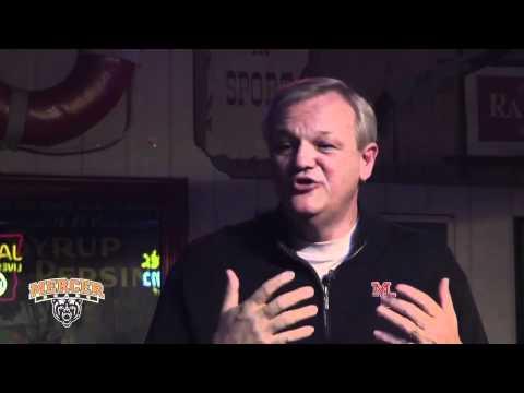 Inside Mercer Basketball with Bob Hoffman, episode #001