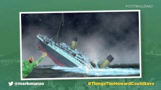 #ThingsTimHowardCouldSave - Top 10 Tim Howard Memes! | Belgium 2-1 United States 2014 World Cup