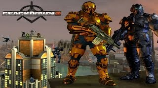 Crackdown 2 Walkthrough Gameplay
