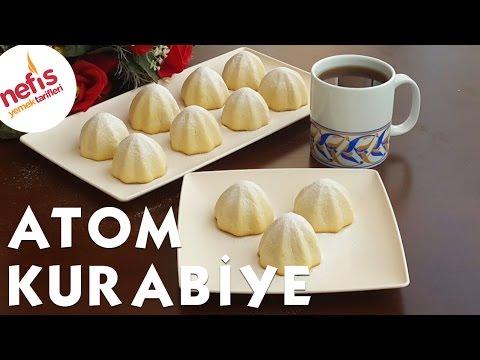 Atom Kurabiye Tarifi - Limon...