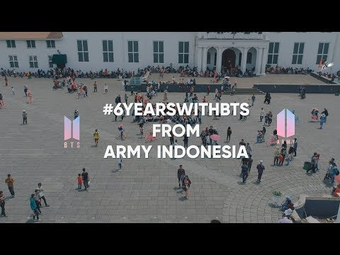 [BTS 6th Anniversary Project] ARMY Indonesia 1st Flashmob 2019 — Dance Cover Version