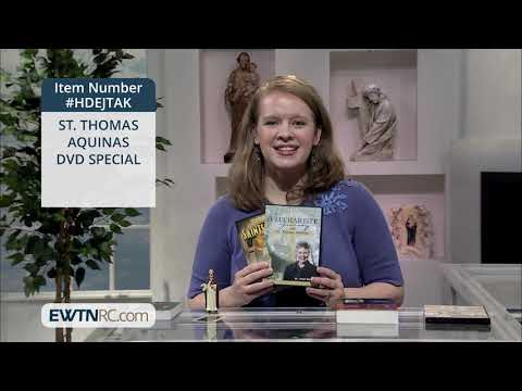 HDEJTAK_ST. THOMAS AQUINAS DVD SPECIAL