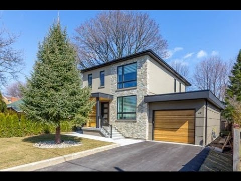 Toronto 3+1 BR 4 WR Detached House For Sale