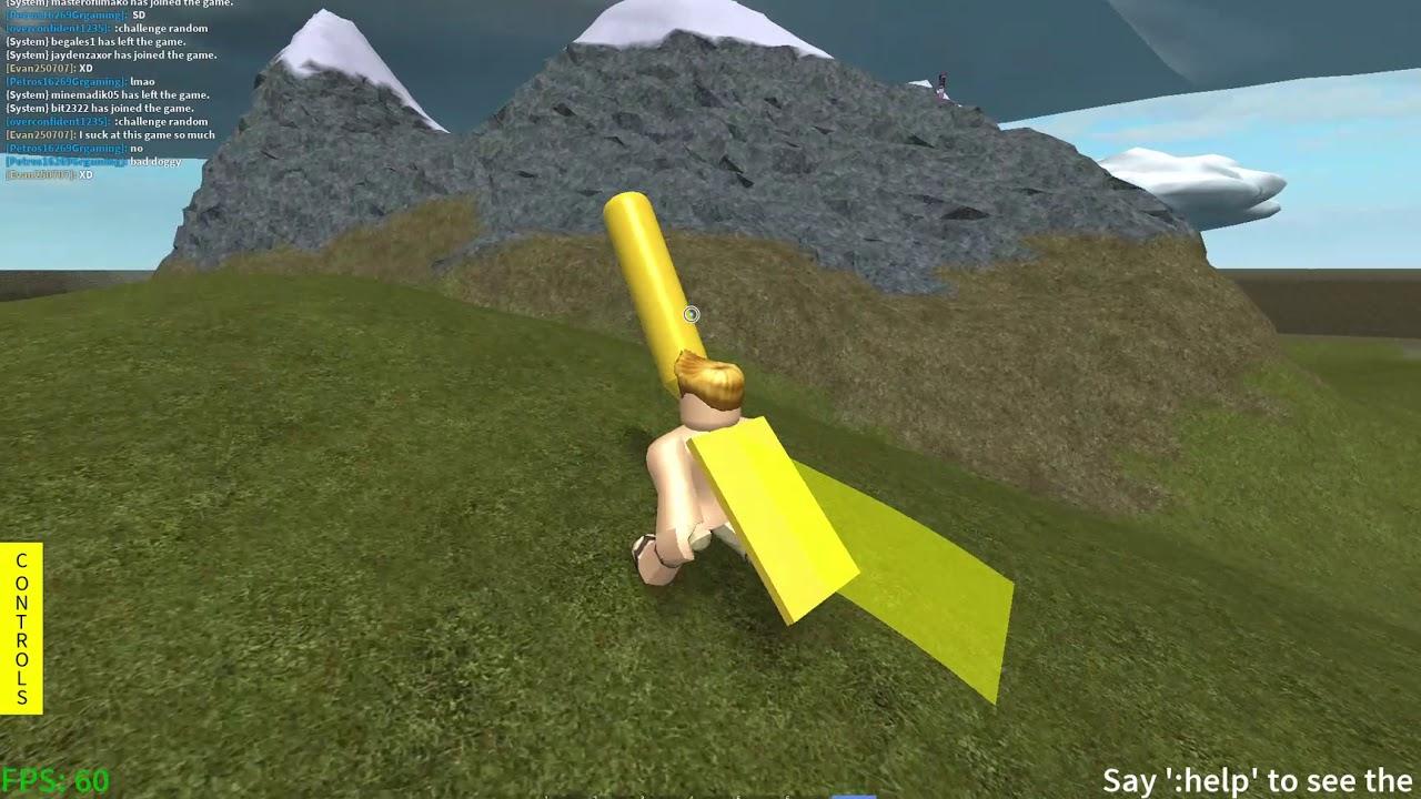 Roblox Ragdoll System Test Fighting Game With Ragdolls