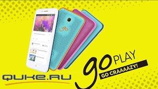 Обзор Alcatel One Touch Go Play ◄ Quke.ru ►