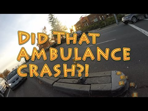 Roosters of Fair Oaks and Ambulance Crash [Ep 008] thumbnail