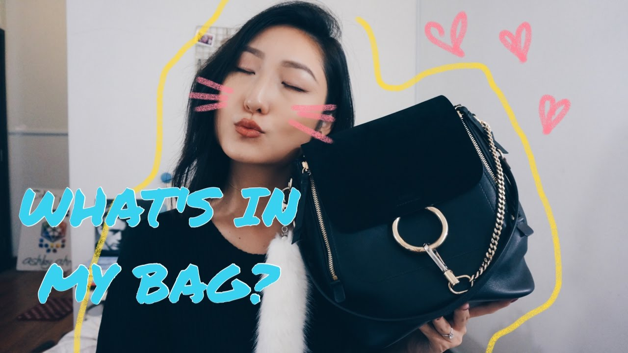 Impulse Buy! Chloe Faye Backpack unboxing + first impressions .