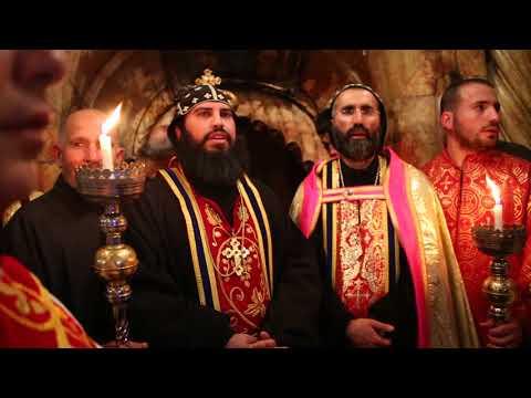 SYRIAC ORTHODOX CELEBRATION OF EASTER