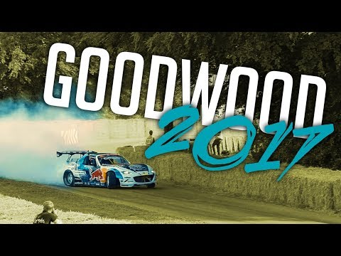 JP Performance - Goodwood 2017