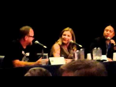 DragonCon 2011 Star Trek Voyager Panel with Kate Mulgrew Garrett Wang and Robert Duncan McNeill