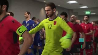 Albania vs Moldova - European Qualifying (Group G)