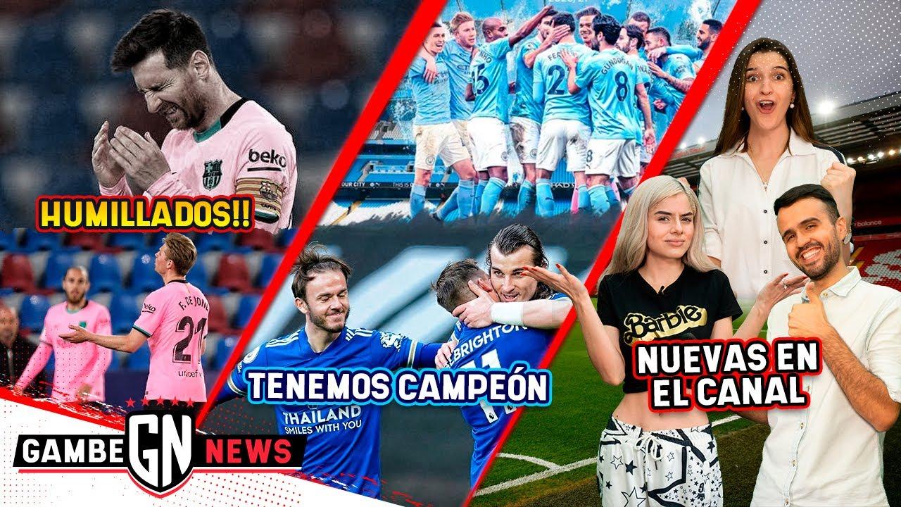 BARÇA HUMILLADO |¡Messi ya está NEGOCIANDO! |¡HAY CAMPEÓN!|Simeone quiere B0MBAZO|NUEVAS en el CANAL