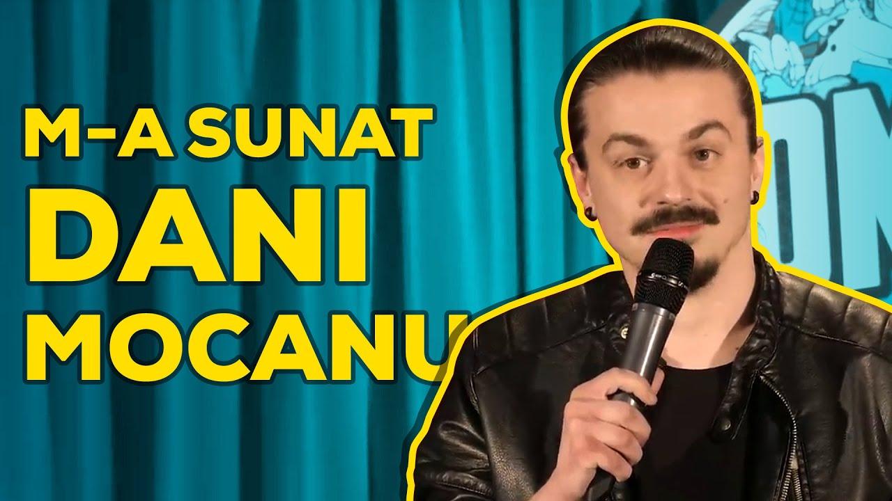 M-a sunat Dani Mocanu | Sergiu Floroaia | Stand-up Comedy