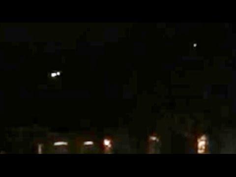 UFO Sighting with Bright Lights over San Antonio, Texas (Medical Center) - FindingUFO
