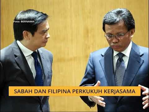 Sabah dan Filipina perkukuh kerjasama