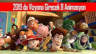 2019'da Vizyona Girecek 8 Animasyon Filmi