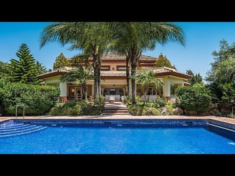 Luxury Villa next to the sea in Guadalmina Baja, Marbella, Spain | 5.500.000 €