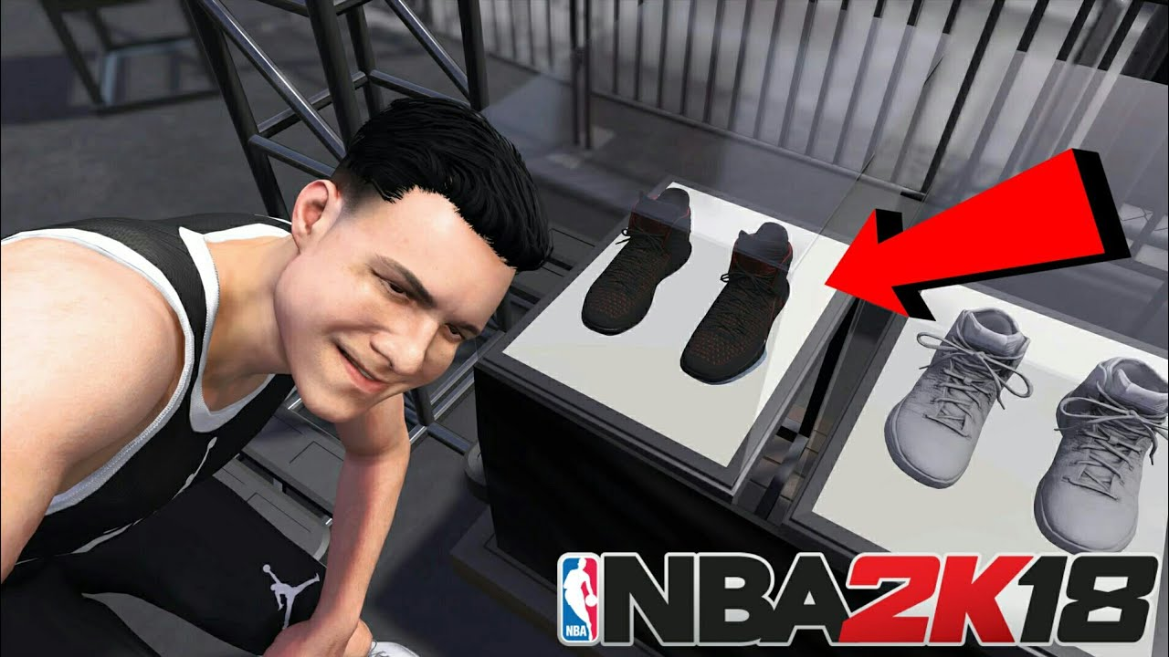 HOW TO GET FREE JORDANS IN NBA 2K18