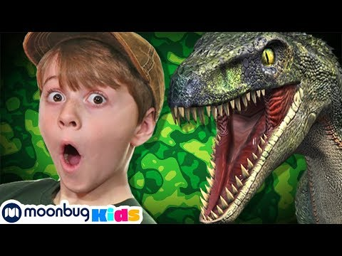giant-life-size-t-rex-chase-&-brachiosaurus-dinosaur-|-jurassic-tv-|-dinosaurs-and-toys-|-family-fun