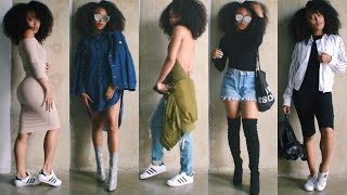 SLAYING A SCHOOL FULL OF MICHELLES 101: Back To School Outfit Ideas