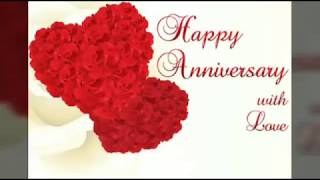 Happy wedding anniversary bhaiya bhabhi#marriage anniversary dear