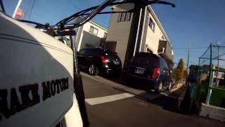 K16でただ近所を走ってくる動画