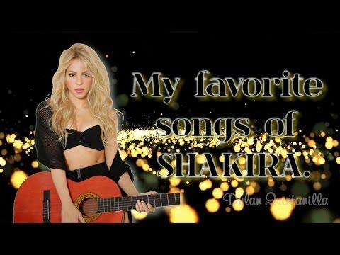 Top 10 Songs of Shakira