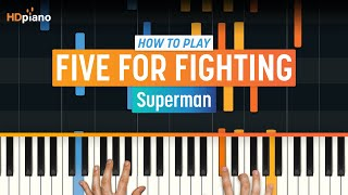 """""""Superman"""" by Five For Fighting 
