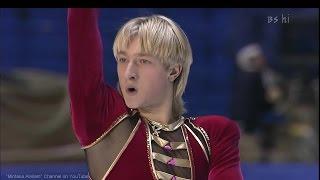 "[HD] Evgeni Plushenko - ""Bolero"" 2000/2001 GPF - Round 1 Short Program プルシェンコ ボレロ Плющенко Болеро thumbnail"