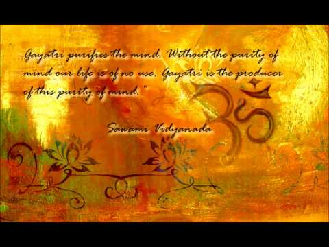 Gayatri Mantra Deva Premal & Miten With Manose