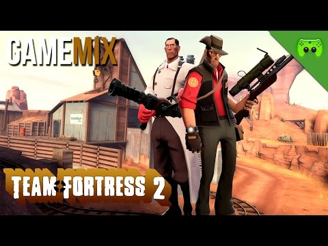 TEAM FORTRESS 2 - Control Points «»  Let's Play Team Fortress 2 | Deutsch Full-HD